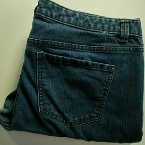 Mossimo skinny jeans size 16